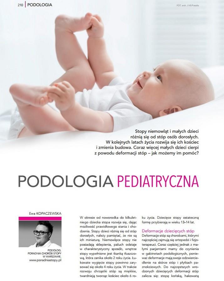 podologia pediatryczna