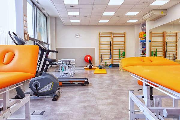 1 sala rehabilitacyjna Wysockiego