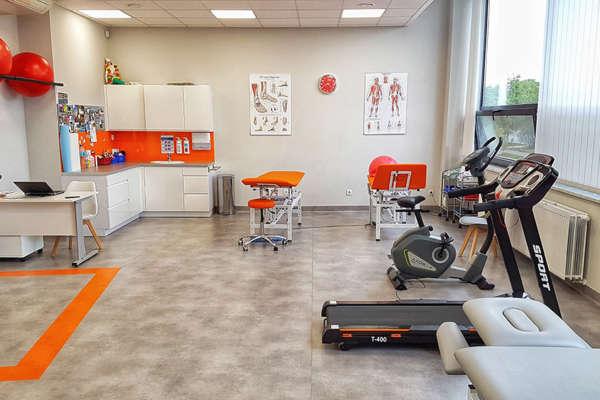 2 sala rehabilitacyjna Wysockiego
